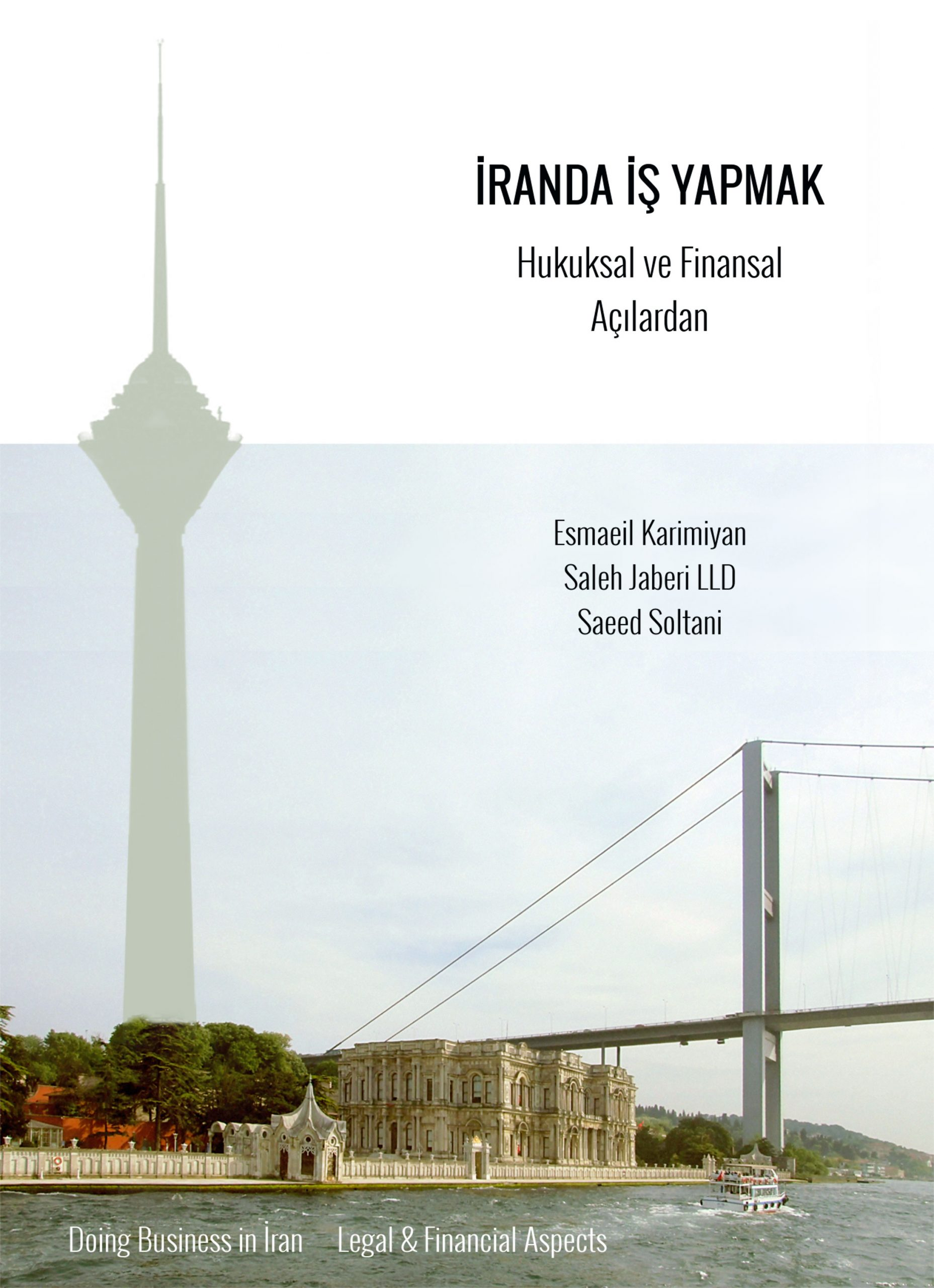 Doing Business in Iran (Turkish Edition)
