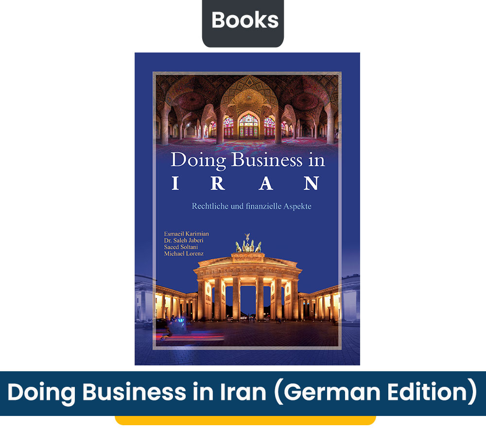 Doing Business in Iran (German Edition)