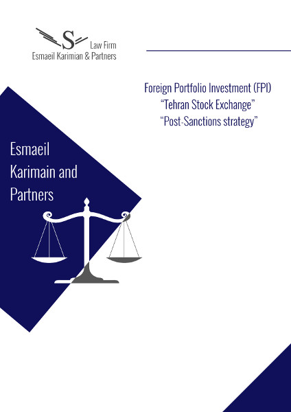 Foreign_Portfolio_Investment_FPI_Tehran_Stock_Exchange_Post-Sanctions_strategy