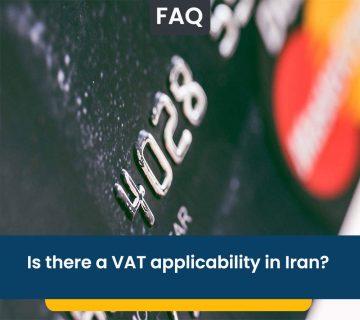 VAT In Iran