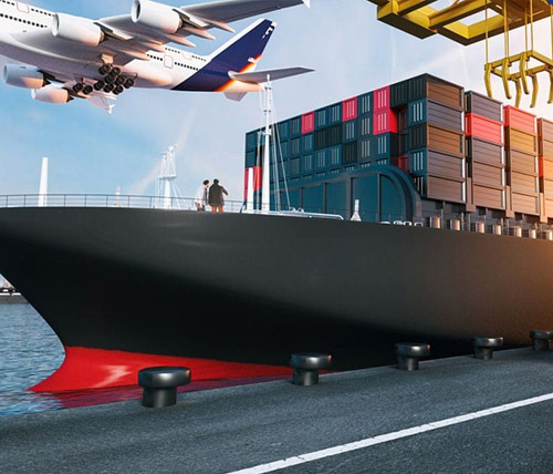 Transportation, Logistics & Shipping