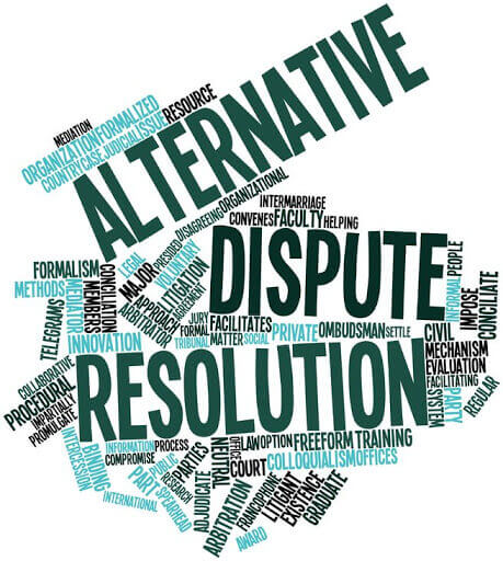 Dispute resolution and Arbitration